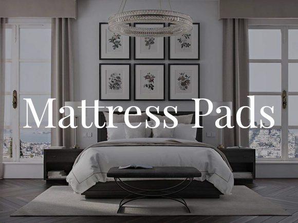 bed accessory mattress pads offered by Sleep & Dream Luxury Mattress Store, 510 W Cordova Rd, Santa Fe, NM 87505 505-988-9195