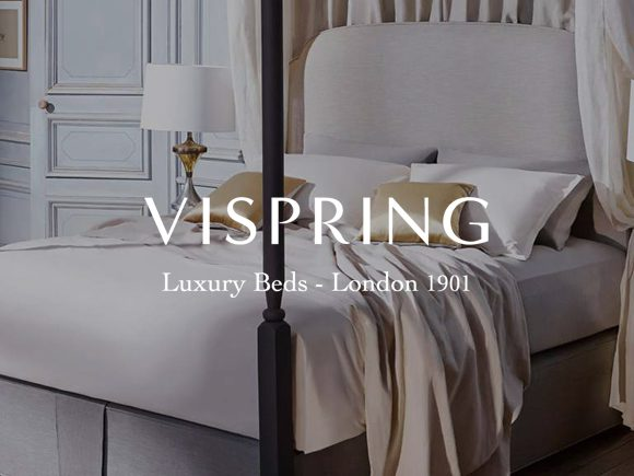 Vispring mattresses offered by Sleep & Dream Luxury Mattress Store, 510 W Cordova Rd, Santa Fe, NM 87505 505-988-9195